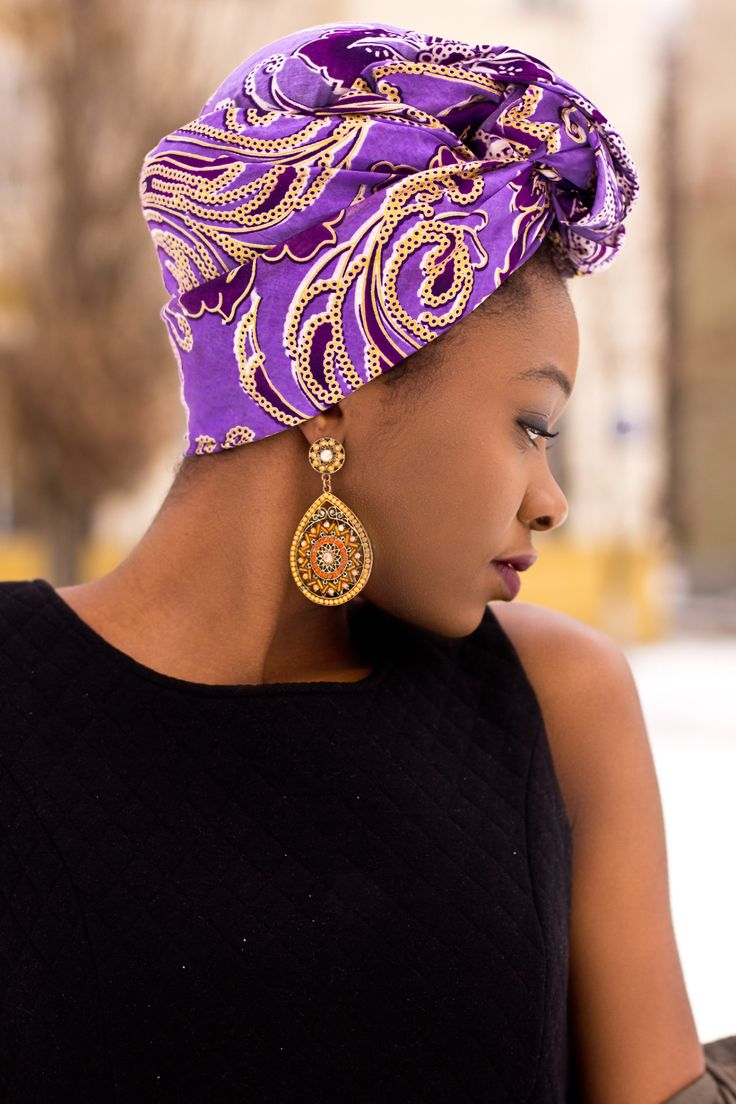 17 Best Images About Foulards Turban Wrap On Pinterest