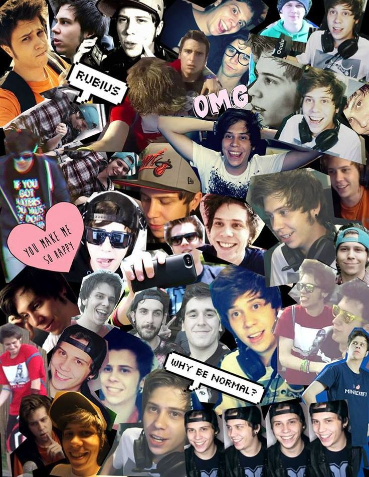 This collage