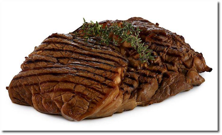 Entrecote Steak mit Whisky Marinade