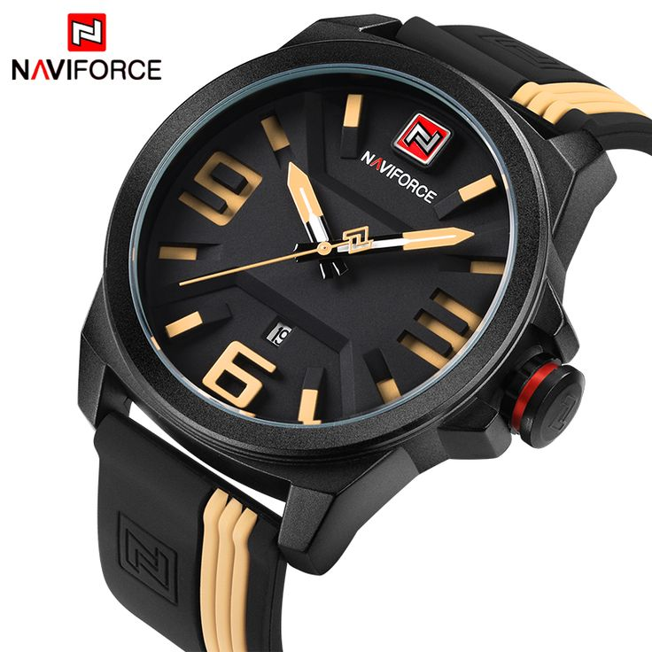 2017 NEW Fashion Casual 3D Face Quartz Date and Clock Waterproof Watch for Men //Price: $42.99 & FREE Shipping //     #style #beautiful