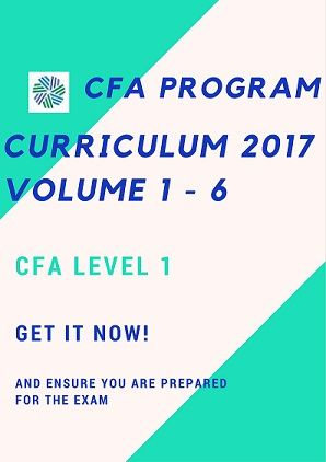 CFA Institue books provide the most lucid and detailed explanation of concepts in the CFA syllabus in very simple english. They are a recommended read alongwith  CFA study notes for wholesome understanding of the subject matter. Get them here and ensure you are well prepared for the CFA exam.
