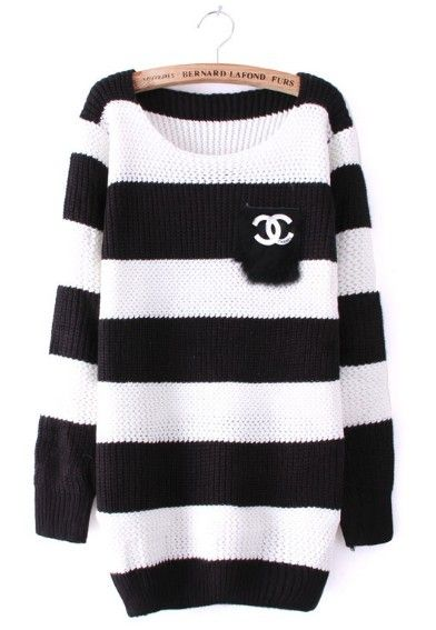 chanel stripes the love of fashion pinterest chang 39 e 3 striped sweaters and in love. Black Bedroom Furniture Sets. Home Design Ideas