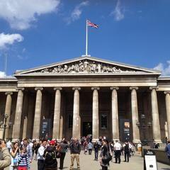 世界の歴史を感じる歴史の宝庫、大英博物館。ロンドン 旅行・観光のおすすめ見所!
