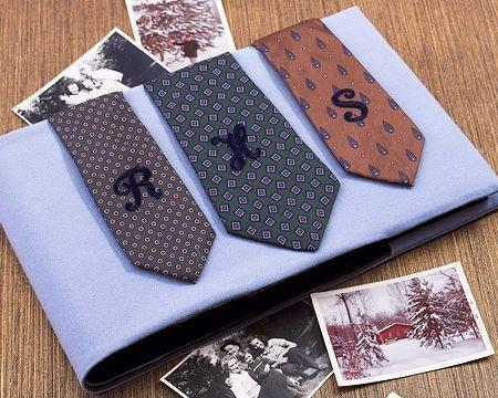 unas corbatas para el tabajo