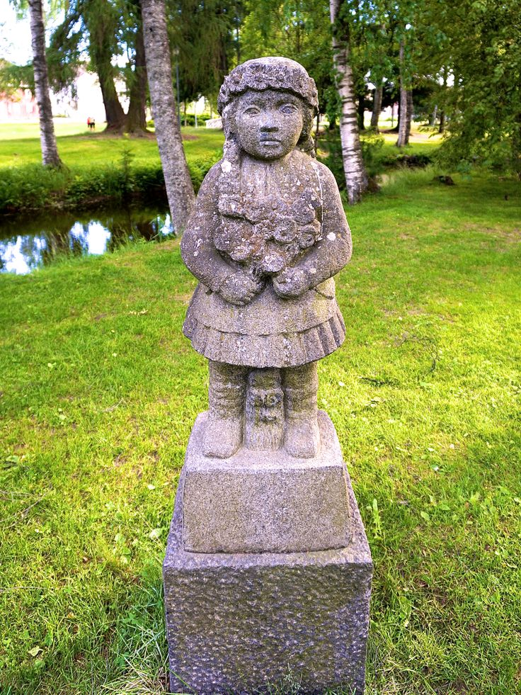 """""""Trulte"""" av Odd Hilt (1915 - 1986) Gjøvik gård"""