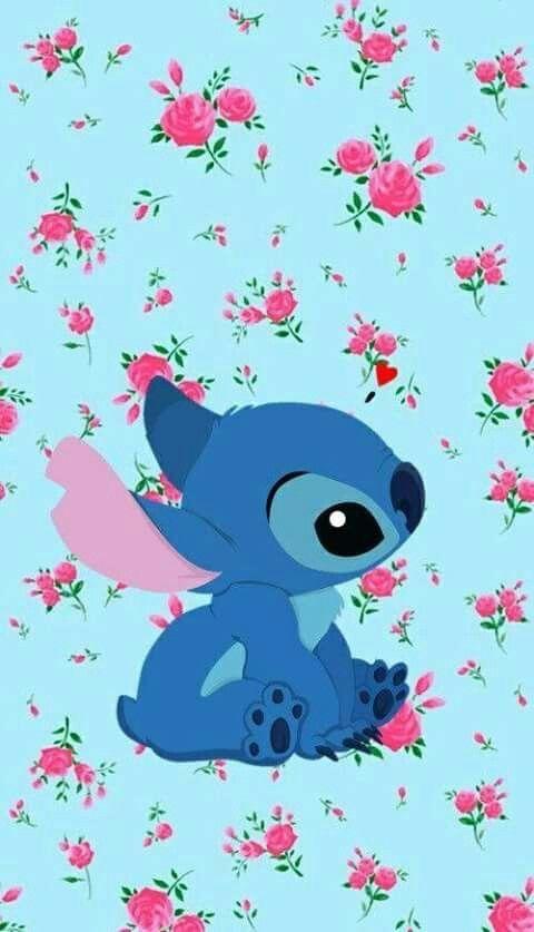 Background Cute Stitch Disney Phone Wallpaper Lilo And Stitch