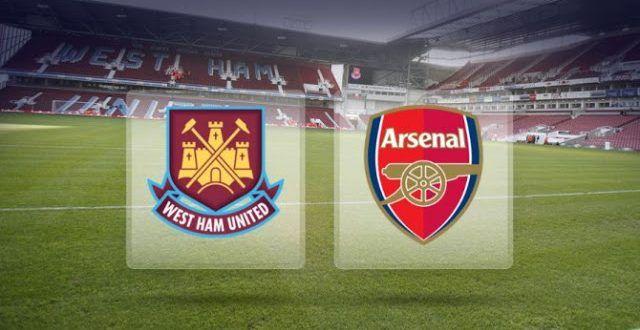 Arsenal Vs West Ham United With Images West Ham United West