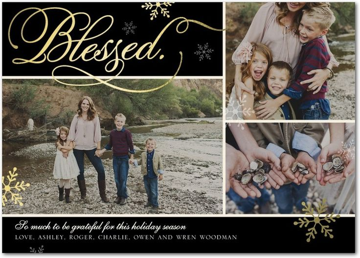 98 best Christmas Card Ideas images on Pinterest | Holiday ideas ...
