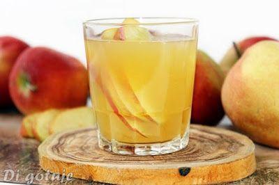 Di gotuje: Drink jabłkowo-miętowy
