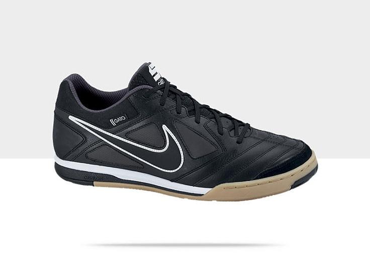 Nike Store. Nike5 Gato Leather IC Men's Soccer Shoe