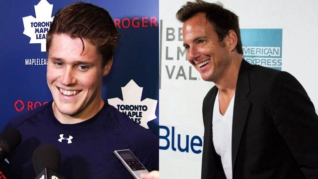 Is Jake Gardiner roommates with Will Arnett? - Sportsnet.ca