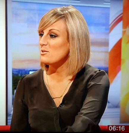 Steph McGovern - Sexiest Presenters on Television & Radio