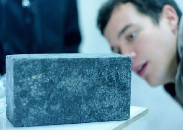 Eco-BLAC brick