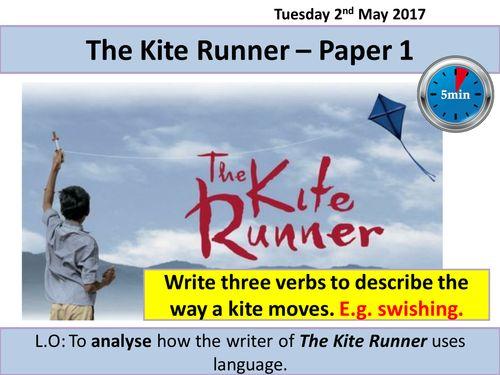 kite runner literary element Khaled hosseini's the kite runner depicts the lives join now log in home literature essays the kite runner how khaled hosseini uses the element of.
