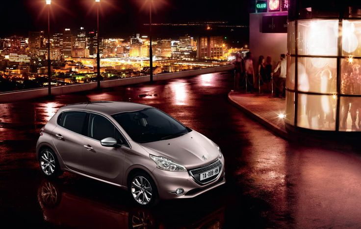 Do you want to have more information about the new Peugeot 208 or book a test drive ? Look at Peugeot's website.
