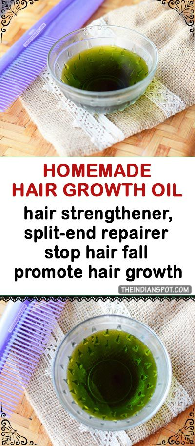 Things you need-  ½ cup castor oil ½ cup olive oil ¼ cup avocado oil Method-  In a bowl, take ½ cup of warm olive oil and add in ½ cup of warm castor oil. Mix it well. Add in ¼ cup of avocado oil and stir. Apply the warm oil t your scalp and hair and massage for 30 minutes. Tie a hair bun and keep it for 3 hours or overnight and shampoo it off. Use the oil once a week for best results.