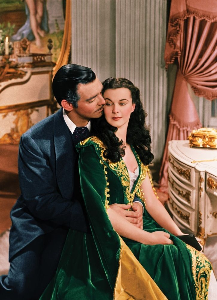 Masterpieces Gone With The Wind Movie Book Box Jigsaw Puzzle - 1000 pc