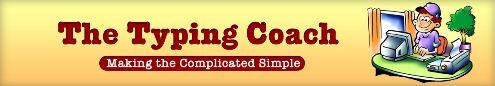 The Typing Coach - Review - Treasuring Life's Blessings