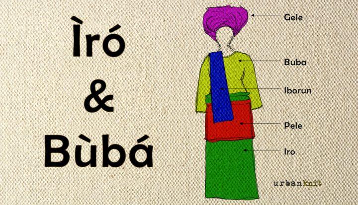 Iro and buba |Urbanknit