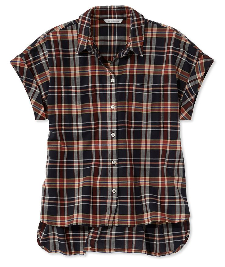 Signature Madras Shirt