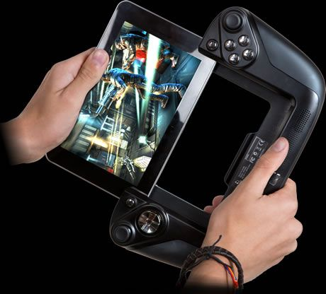 WikiPad the tablet made for games