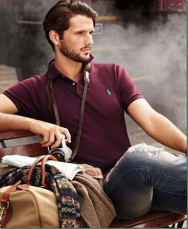 Polo Ralf Lauren F/W 2013 \u2013 Campaign and Catalog