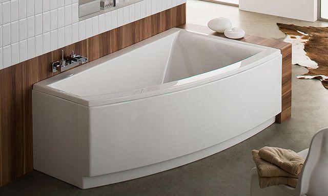 Les 25 meilleures id es de la cat gorie baignoire acrylique sur pinterest b - Dessous de baignoire ...