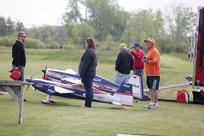 ANGOLA — The Fort Wayne Flying Circuits R/C Club will be sharing their love for remote-controlled aircraft Saturday during the Seventh Annual Balloons Aloft.