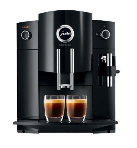 Espressomasin JURA IMPRESSA C60 – Kafo