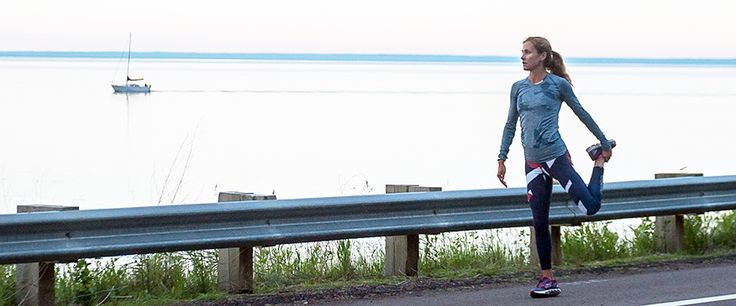 Kara Goucher explains how she found her happiness by going home