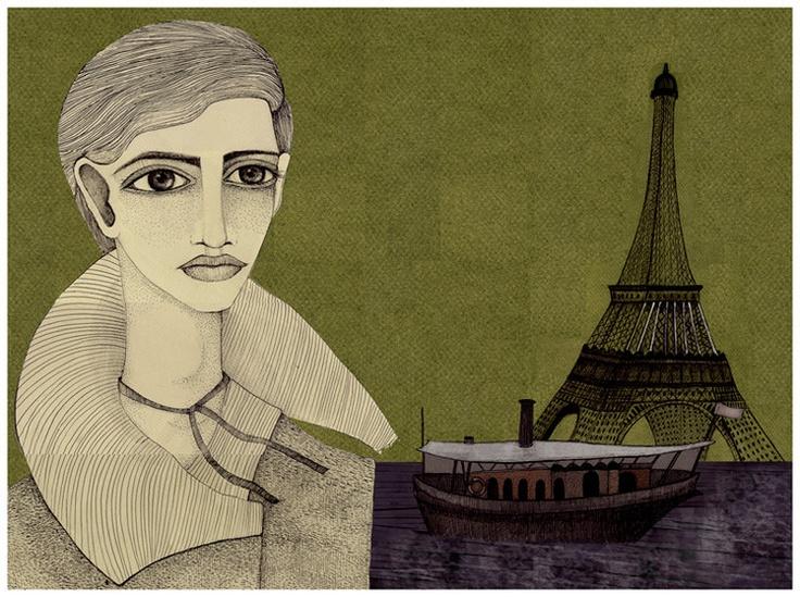 Nine Days in Paris https://www.facebook.com/taxipictures
