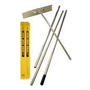 Midwest Rake 96322 16 Ft. 4-Piece Snow Roof Rake- 60 In. Upsable Pop Box, 2015 Amazon Top Rated Snow Rakes #Lawn&Patio