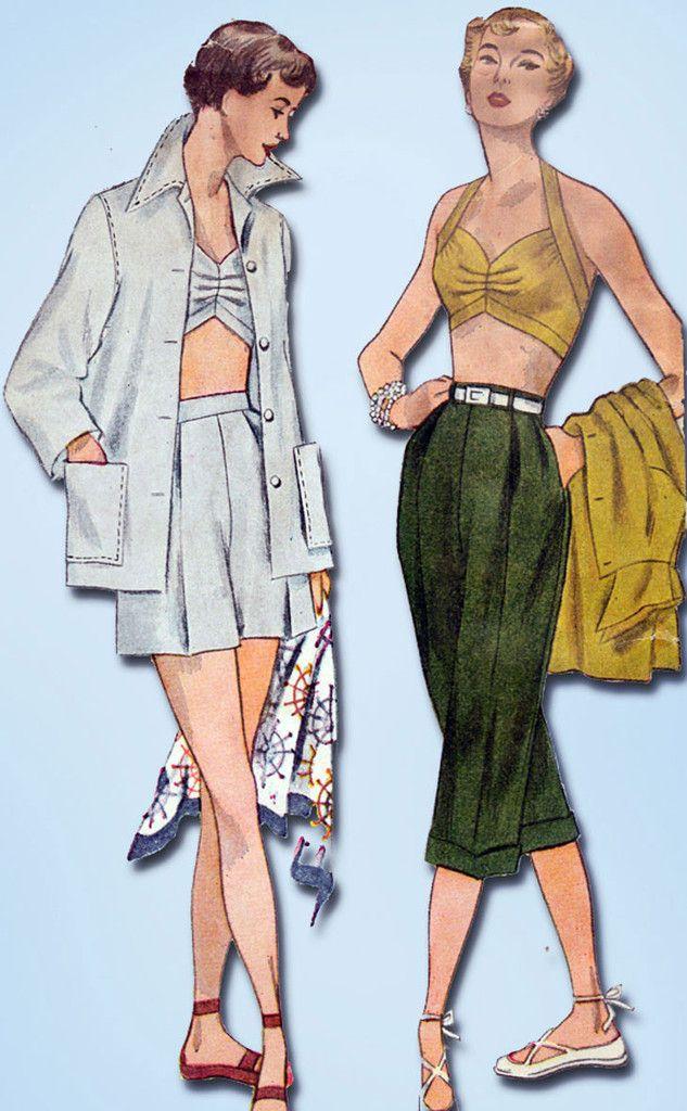 426 best Vintage Sewing Patterns images on Pinterest | Vintage ...