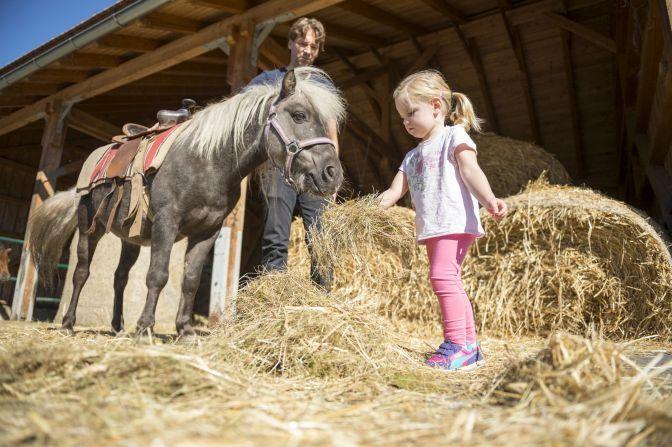 Urlaub auf dem Bauernhof: 9 Hotels die Kinder und Eltern lieben werden #Bauernhof #Urlaub