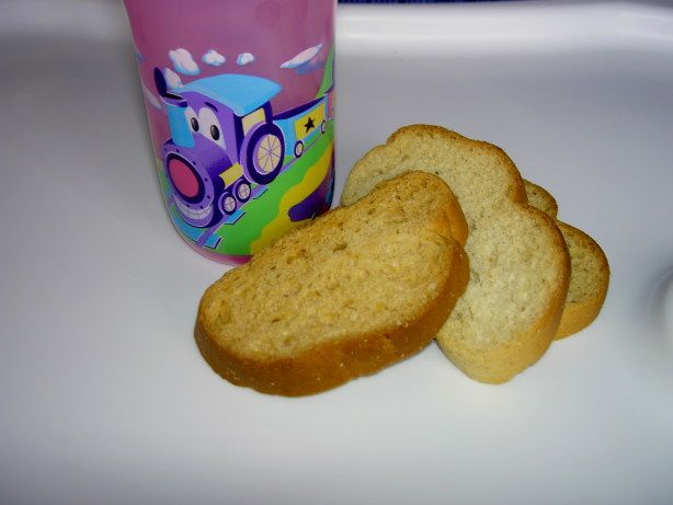 A quintessential childhood food.  This is a copycat recipe of the traditional Zwieback Toast that we grew up on, gave to our own kids, and may even be giving to our grandkids now.  My daughter has an allergy to cows milk, so I substitute the milk for half water and half coconut milk and it works out perfectly!!   Note: It takes two days to make these cookies.  The first day, you make a raised loaf (just like you do when making yeast bread).  The baked loaf sits to cool and set during the…