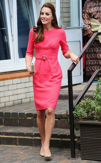 Kate Middleton inspires a lot of my business style. This Glamour article features an interview with one of the Duchess's stylists. She dishes out all her tips on dressing for work!