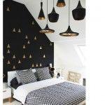 Elegantes lámparas negras   sorteo