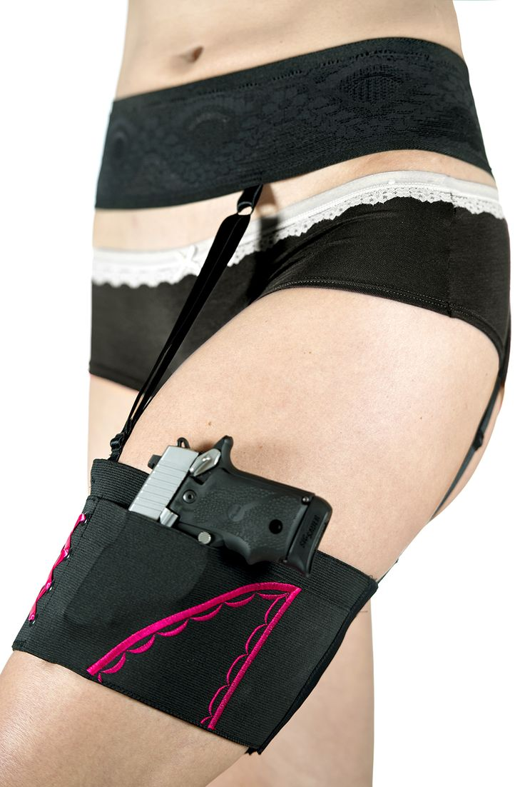 Women's Gun Holsters for Hip, Thigh and Waist concealed carry | SPECIALS