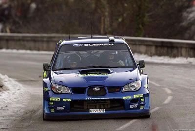 Subaru - ekstremalna jazda na torze wyścigowym