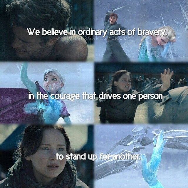 Frozen and THG crossover♡Hope you like itI love frozen#hungergames