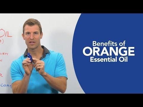 Benefits of Orange Essential Oil - YouTube