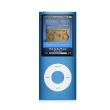 Apple iPod nano 8 GB Blue (4th Generation) OLD MODEL (Electronics)By Apple