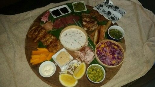 Delicious delivered platters