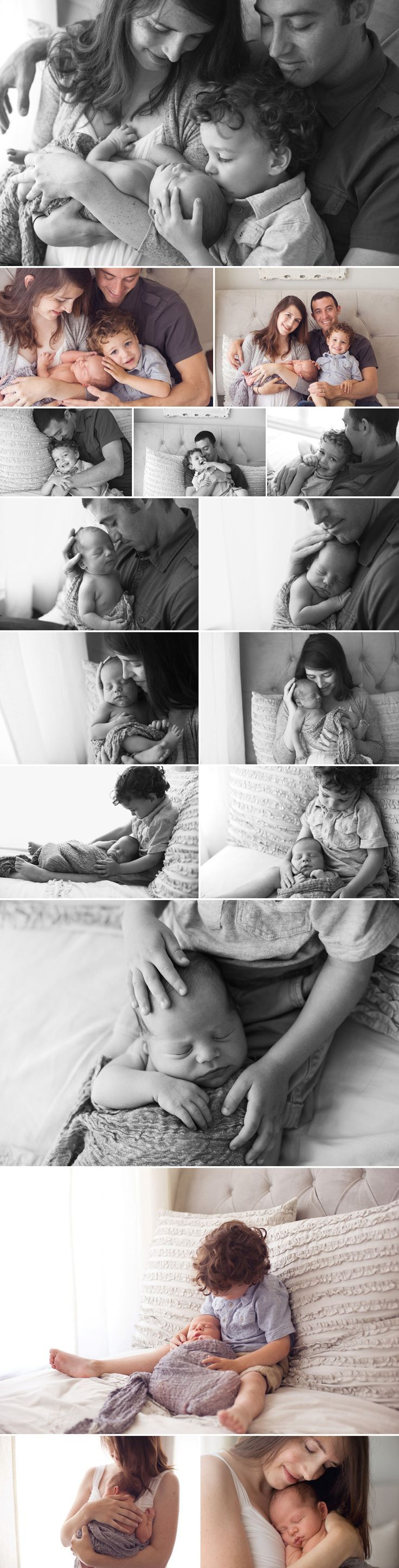 raye law | newborn sibling Real photography -- this is the real thing in my opinion. I love the genuine expressions and feeling of the images.