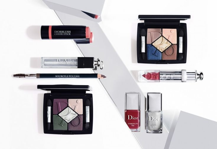 Review Dior Cosmopolite Makeup Collection Fall 2015: Addict Eyeshadow, Couture Colours and Effects Palette, Diorskin Face Powder, Fix-It Primer, Concealer, Lipstick, Nail Polish - see exclusive photos below