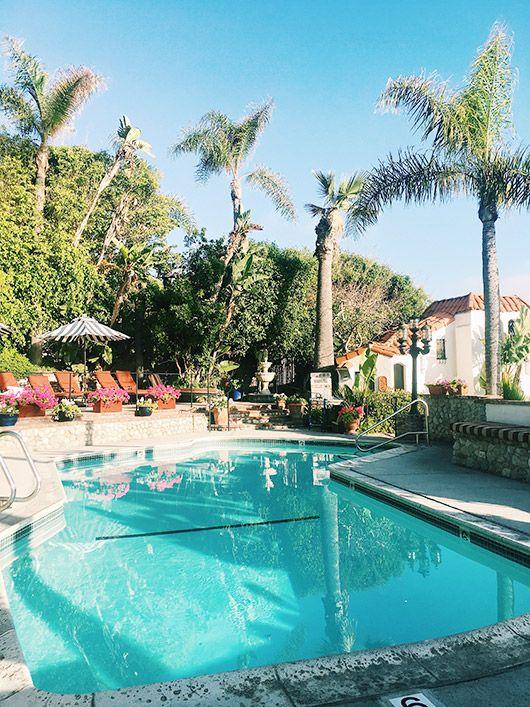 Casa de la piscina Laguna en Laguna Beach, California / sfgirlbybay