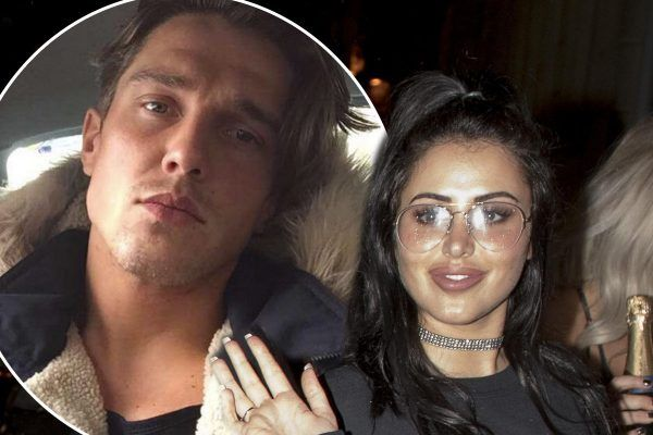 Marnie Simpson enjoys girls' night out with Geordie Shore co-stars after hinting at split from Lewis Bloor