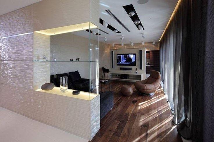 Emejing Parete Divisoria Cucina Soggiorno Gallery - Amazing Design ...