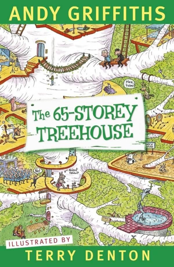The 65-Storey Treehouse - No More Signed Copies Available!* : The Treehouse Series : Book 5 - Andy Griffiths
