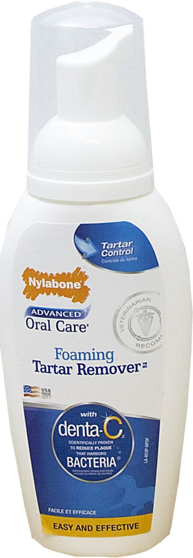 Nylabone Corp (bones) - Advanced Oral Care Foaming Tartar Remover